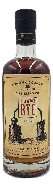 Sonoma County Cherrywood Rye For Sale - NativeSpiritsOnline