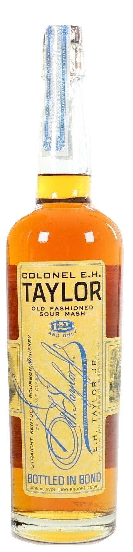Colonel EH Taylor Old Fashioned Sour Mash For Sale - NativeSpiritsOnline