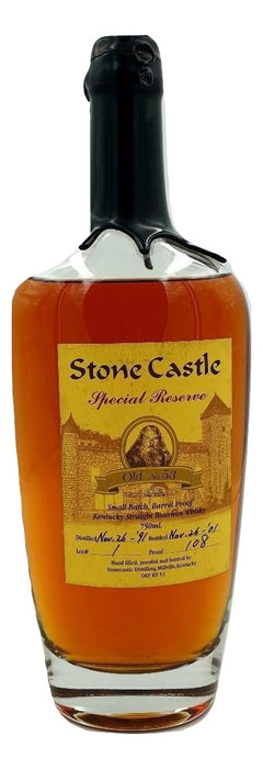 Stone Castle Special Reserve For Sale - NativeSpiritsOnline