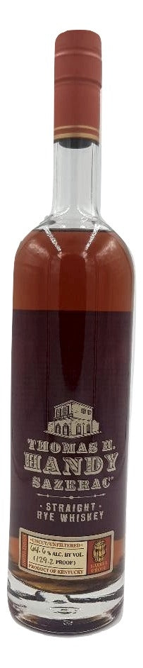 Thomas H. Handy Sazerac 2009 Straight Rye - NativeSpiritsOnline