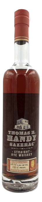 Thomas H. Handy Sazerac 2008 Straight Rye For Sale - NativeSpiritsOnline