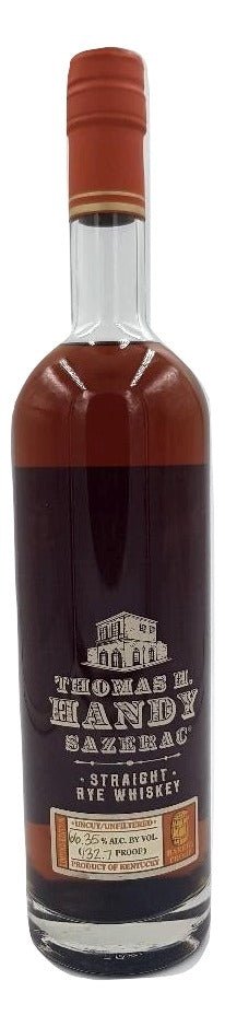Thomas H. Handy Sazerac 2006 Straight Rye For Sale - NativeSpiritsOnline