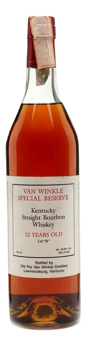 Pappy Van Winkle 12 Year Stitzel-Weller Pre-1999 - NativeSpiritsOnline