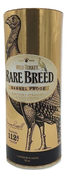 Wild Turkey Rare Breed 112.8 For Sale - NativeSpiritsOnline