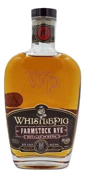 WhistlePig FarmStock Rye Crop No. 002 For Sale - NativeSpiritsOnline