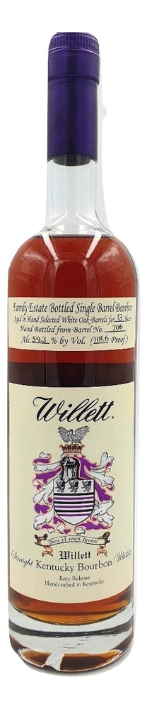 Willett 13 Year Old Family Estate Bourbon - NativeSpiritsOnline