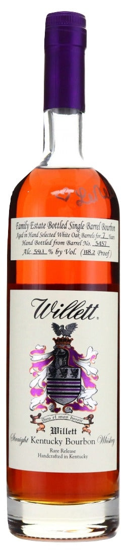 Willett 7 Year Old Family Estate Bourbon - LeNell's Light Side of the Moon