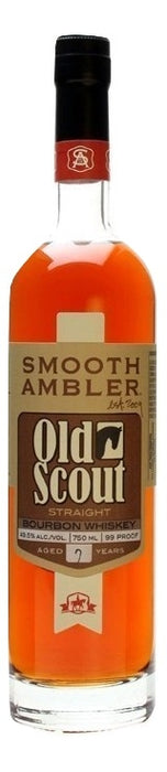 Smooth Ambler Old Scout 7 Year Old Bourbon For Sale - NativeSpiritsOnline