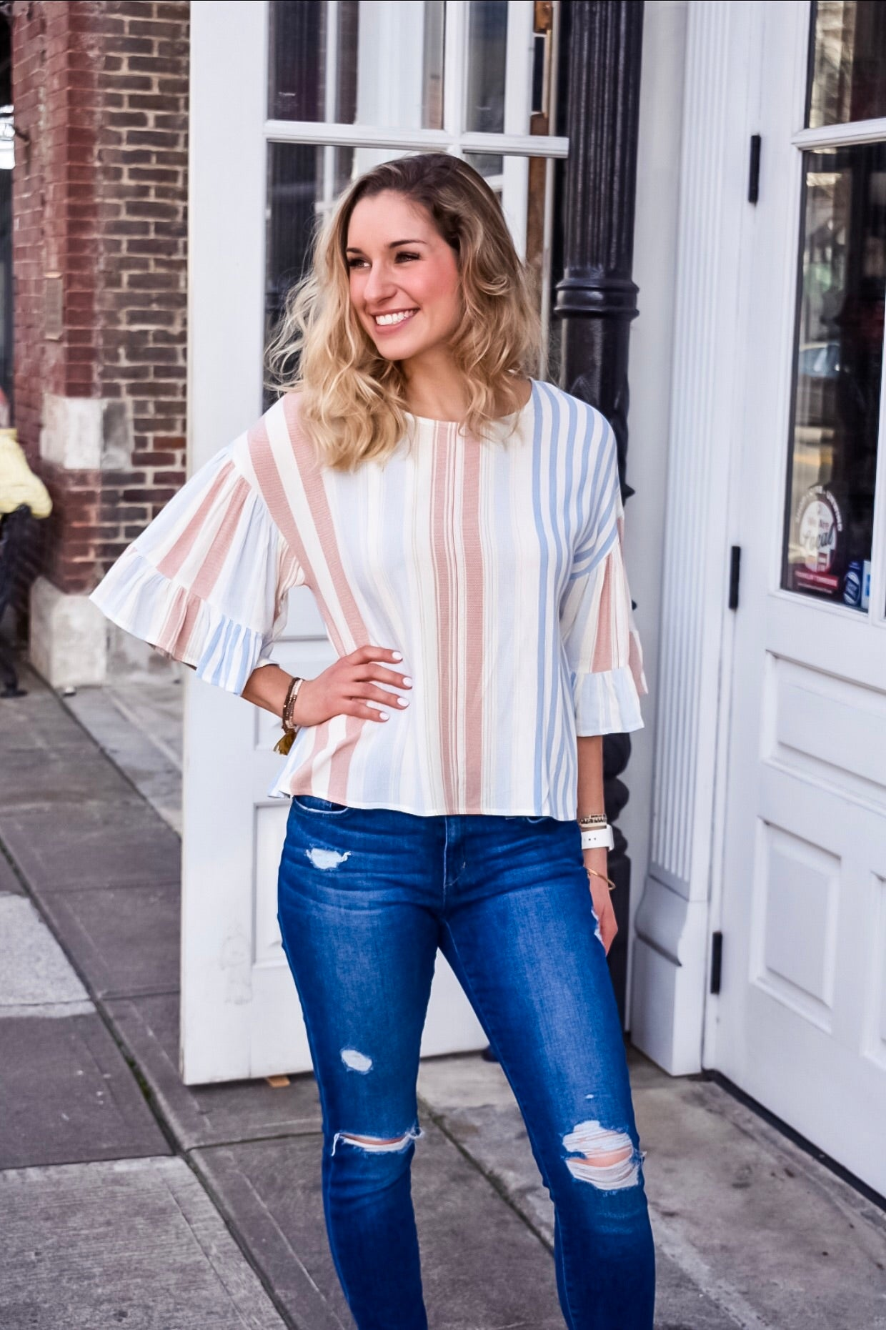 Cotton Candy Blouse