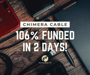 Thank You! 106% funded in 2 days!