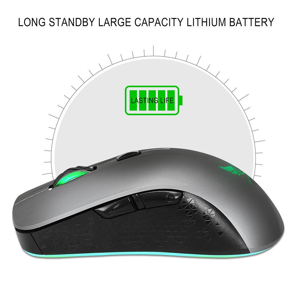 Zerodate X90 Rechargeable Gaming Mouse