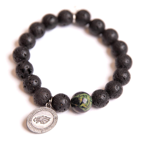 Men's Eagles Autism Challenge Bracelet