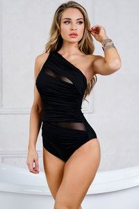Jenna Plus Size One Piece