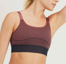 Load image into Gallery viewer, Cindy Seamless Sports Bra