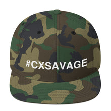 Load image into Gallery viewer, #CXSAVAGE Snapback Hat