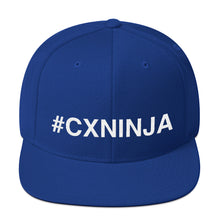 Load image into Gallery viewer, #CXNINJA Snapback Hat