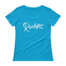 Load image into Gallery viewer, Rockstar CX Ladies' Scoopneck T-Shirt