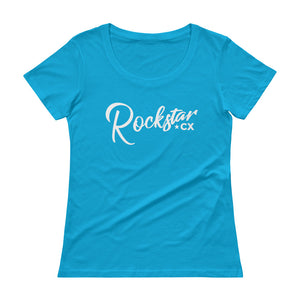 Rockstar CX Ladies' Scoopneck T-Shirt