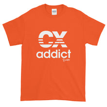 Load image into Gallery viewer, CX Addict White Print - Gildan 2000 Ultra Cotton T-Shirt