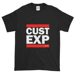 CUST EXP Black - Gildan 2000 Ultra Cotton T-Shirt