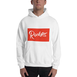 Rockstar CX Red Brick Unisex Heavy Blend Hooded Sweatshirt