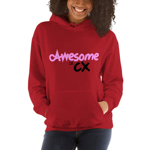 Awesome at CX - Clare Muscutt Collection - Hooded Sweatshirt