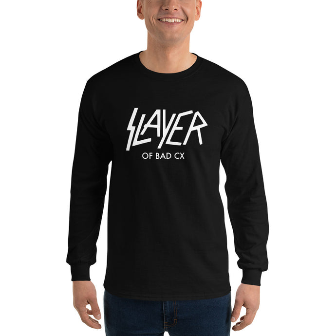 Slayer of Bad CX Long Sleeve T-Shirt