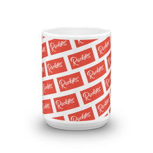 Load image into Gallery viewer, Rockstar Red Bricks Glossy Mug