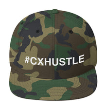 Load image into Gallery viewer, #CXHUSTLE Snapback Hat