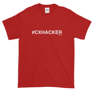 #CXHACKER Short-Sleeve T-Shirt