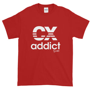 CX Addict White Print - Gildan 2000 Ultra Cotton T-Shirt