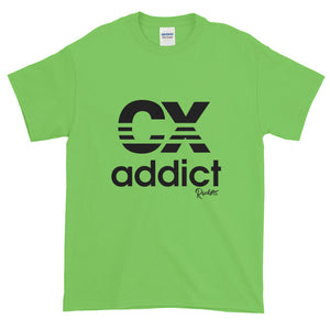CX Addict Black Print - Gildan 2000 Ultra Cotton T-Shirt
