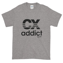 Load image into Gallery viewer, CX Addict Black Print - Gildan 2000 Ultra Cotton T-Shirt