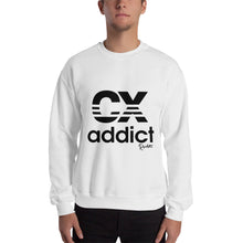Load image into Gallery viewer, CX Addict Black Print Sweatshirt