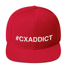 Load image into Gallery viewer, #CXADDICT Snapback Hat