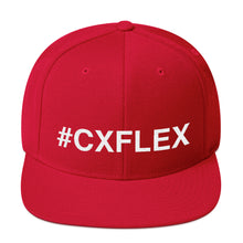 Load image into Gallery viewer, #CXFLEX Snapback Hat