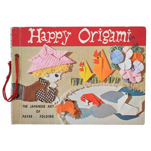 Happy Origami. The Japanese Art of Paper Folding. Whale Book.