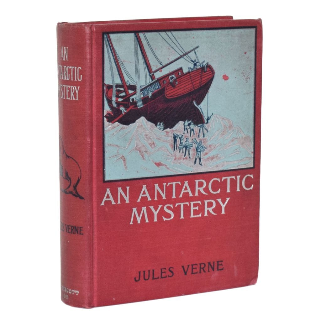 An Antarctic Mystery.