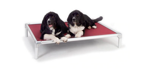 All Aluminum Dog Bed