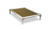 Standard Almond PVC Dog Bed