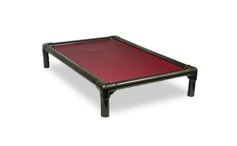 Standard Walnut PVC Dog Bed