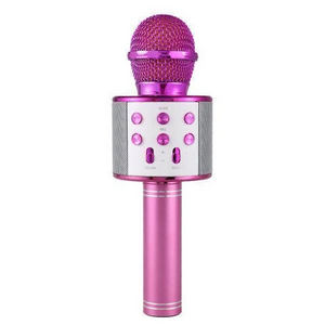 Wireless Bluetooth Karaoke Microphone【Buy Two Free Shipping】