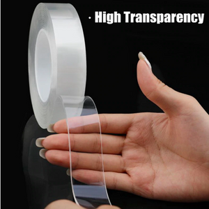 New nano traceless magic tape
