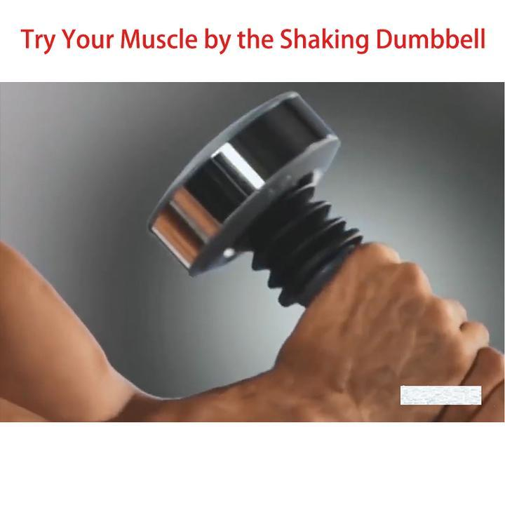 【Shape the perfect body&Free shipping】Efficient &Portable dumbbell