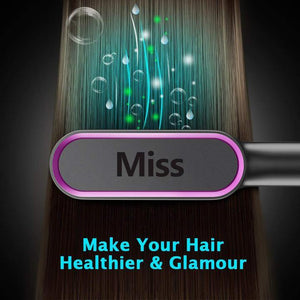 Last Day Promotion - Hair Straightener Brush