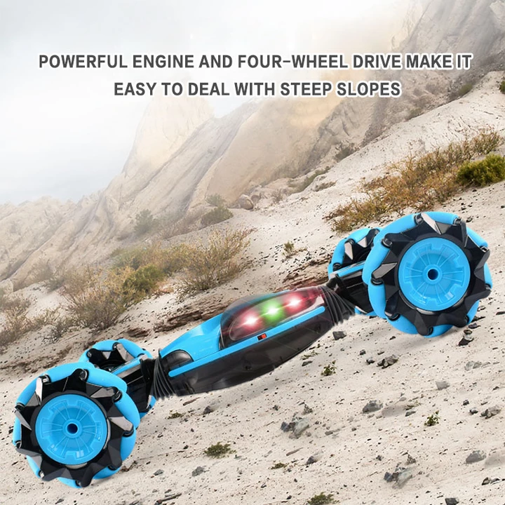Upgraded Version 50% Off Double-Sided Stunt Car-Free Shipping