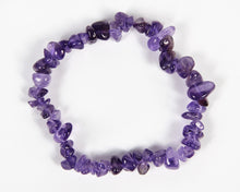 Load image into Gallery viewer, Amethyst Stone Bracelet image 2