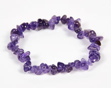 Load image into Gallery viewer, Amethyst Stone Bracelet image 1