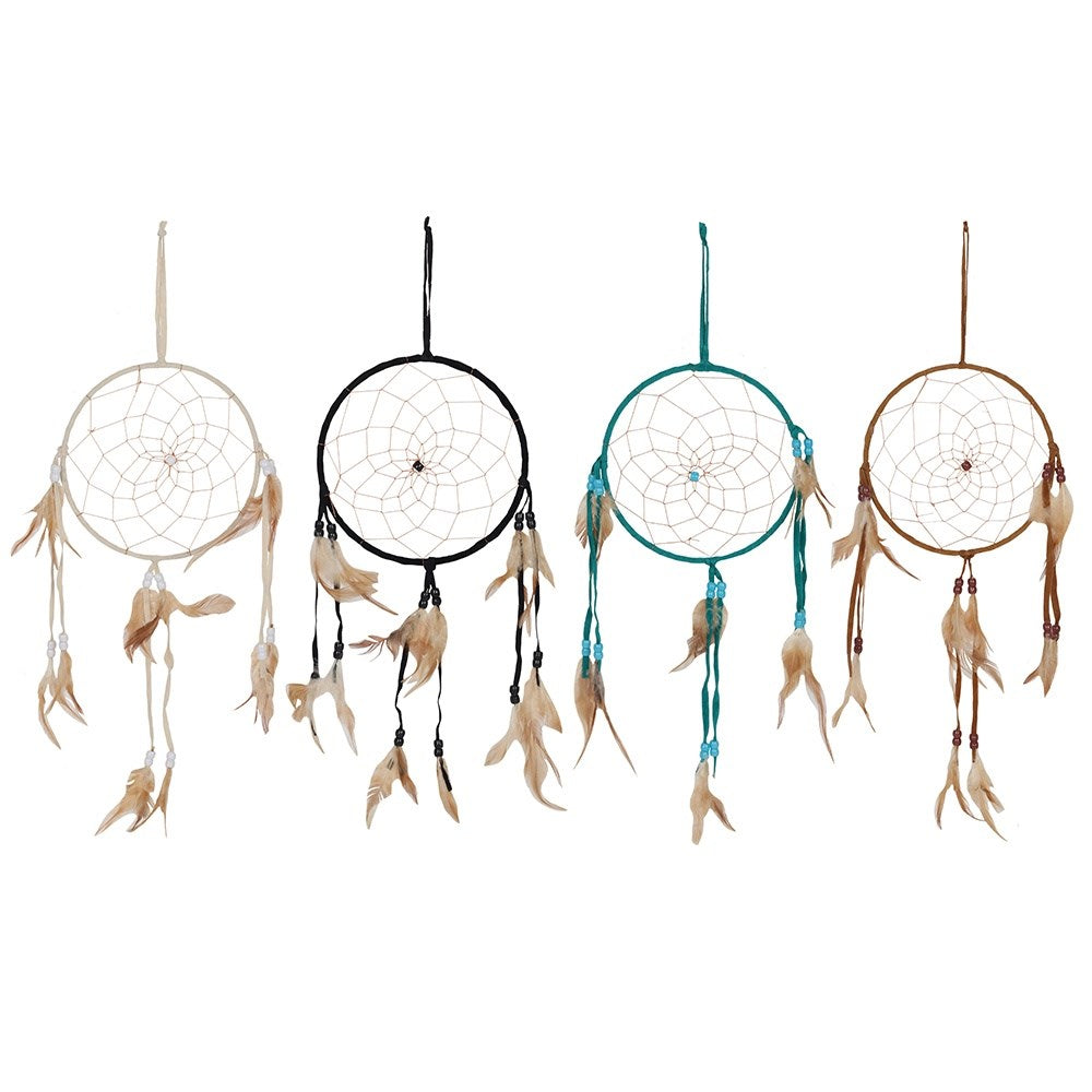 Native American Style Dreamcatchers