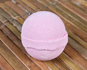 Fruit Berry Smoothie Skin Kind Shea Butter Large Bath Bomb